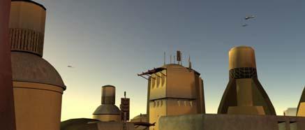 Pohled na město Anchorhead