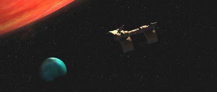 Stanice u měsíce Yavin IV