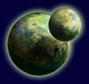 Planety Dxun a Onderon